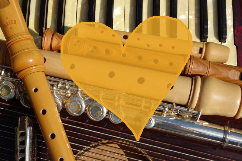 Emotionen beim Musizieren ausdrücken und musikalisch fühlen lernen.