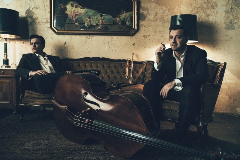 Goldmeister aus Hamburg im Interview: Moderner deutscher Swing à la Roger Cicero