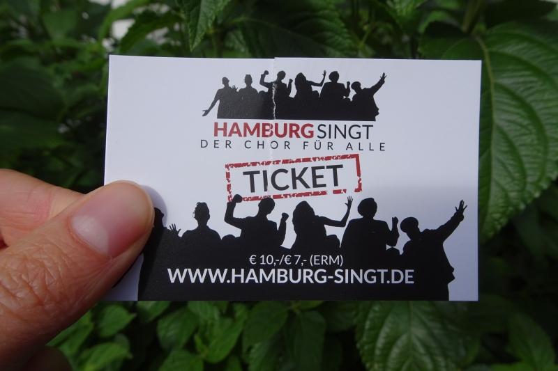 Erfahrungen zum Chorevent Hamburg singt