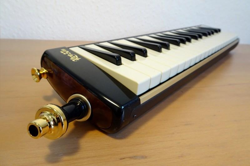 Melodica lernen ist sinnvoll für zu Hause und bei Jam Sessions