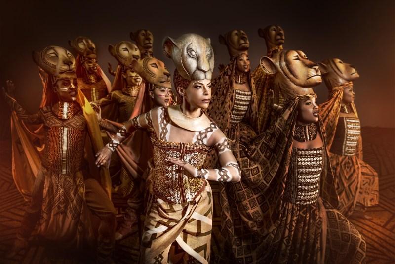 Erfahrungen Disneys König der Löwen Musical für Erwachsene und Kinder: Nala