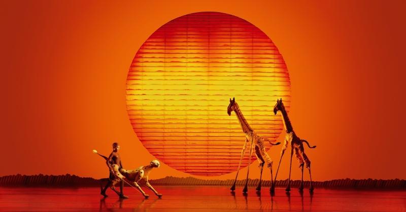 Musicalbesuch Hamburger Hafen Disneys König der Löwen Erfahrungen: Sonne