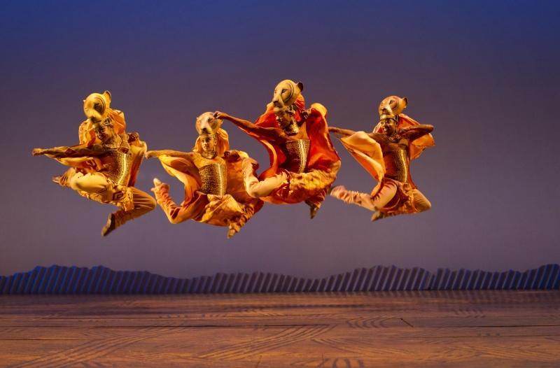 Disneys König der Löwen Hamburg Musical Erfahrungsbericht: Tanzende Löwinnen