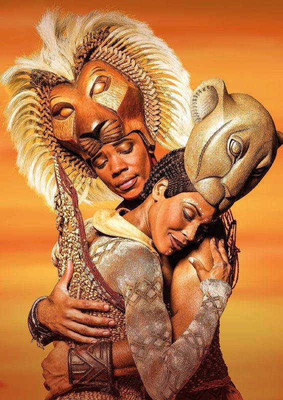 Disneys Musical König der Löwen Erfahrungen: Nala und Simba