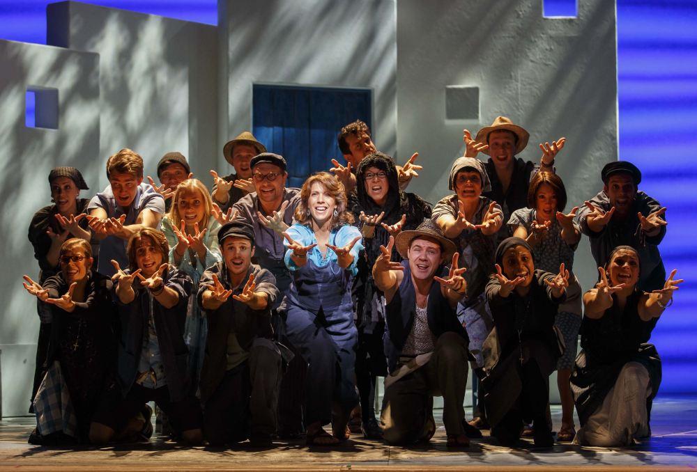 Musical Mamma Mia! Review: Lohnt es sich?