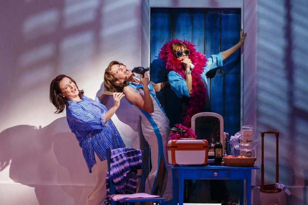 ABBA-Musical Mamma Mia! Bewertung: Meine Erfahrungsbericht