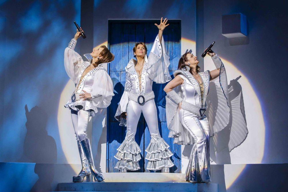 Mamma Mia! Musical Erfahrungen: ABBA-Kostüme