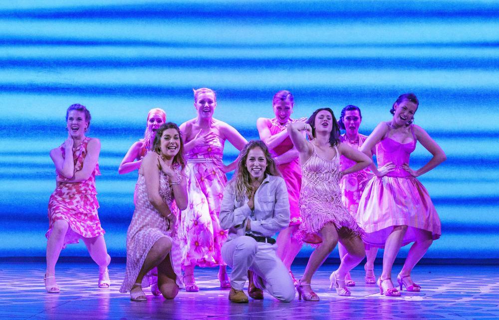 Bewertung zum Musical Mamma Mia!