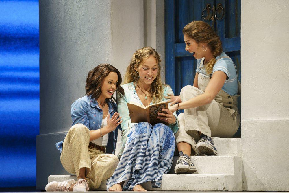 Kritik zum Musical Mamma Mia!: Meine Erfahrungen
