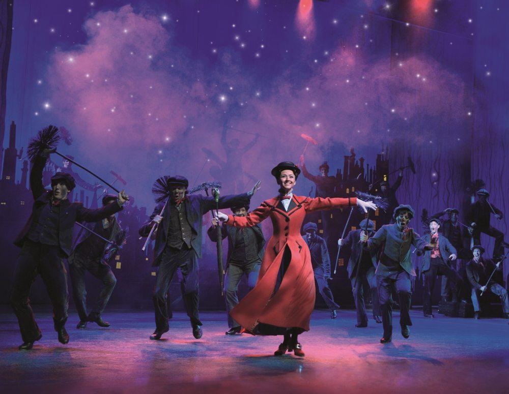 Musical Mary Poppins Review: Erfahrungen und Bewertung