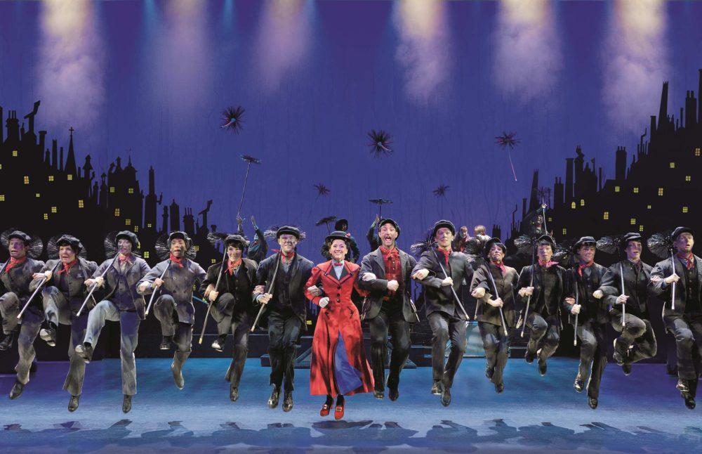 Musical Mary Poppins Erfahrungsbericht und Bewertung