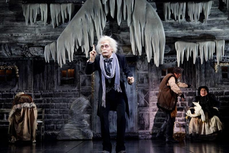 Erfahrungen Musical Tanz der Vampire: Professor Abronsius
