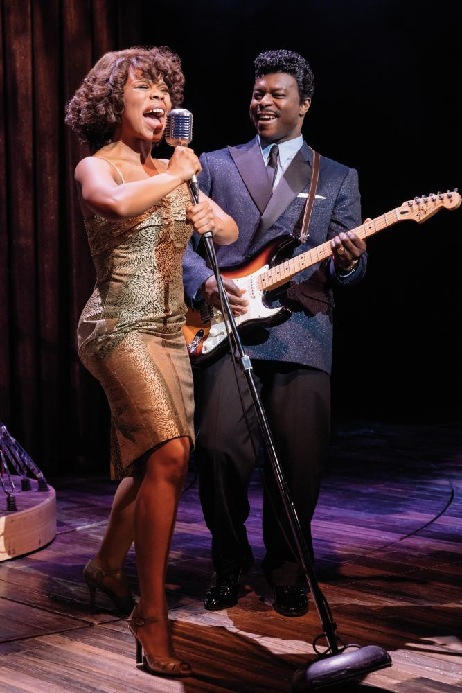 Der Besuch im Tina Turner Musical lohnt sich.
