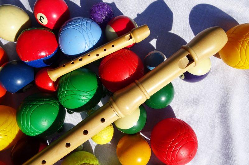 Viel Spaß beim Musizieren!