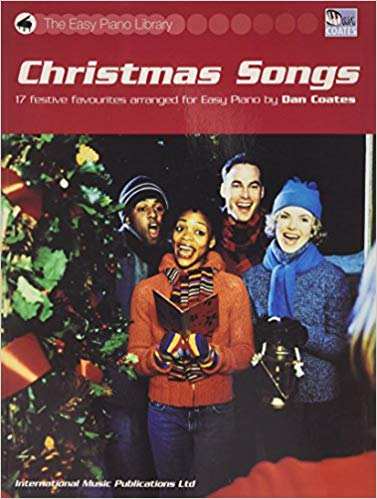 Christmas Songs von Dan Coates, The Easy Piano Library