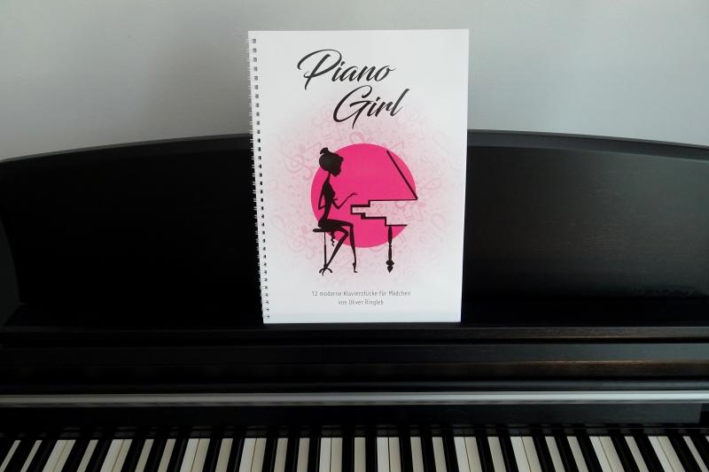 Erfahrungsbericht zum Klavieralbum Piano Girl für fortgeschrittene Mädchen.