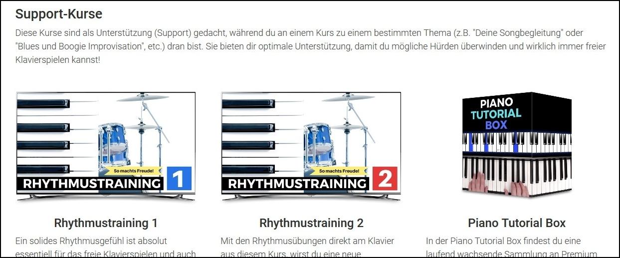 Online Klavierunterricht Erfahrungsbericht: Freie Liedbegleitung am Klavier online lernen bei Freiklavierspielen.com