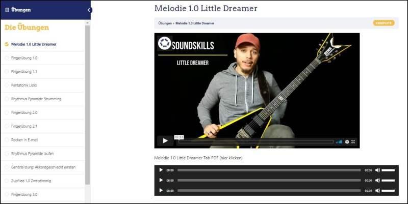 Soundskills Musikschule Erfahrungen: Gitarrenunterricht