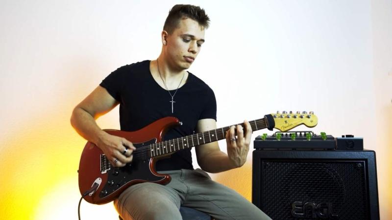 Soundskills Gitarrenlehrer Nicolas Timm