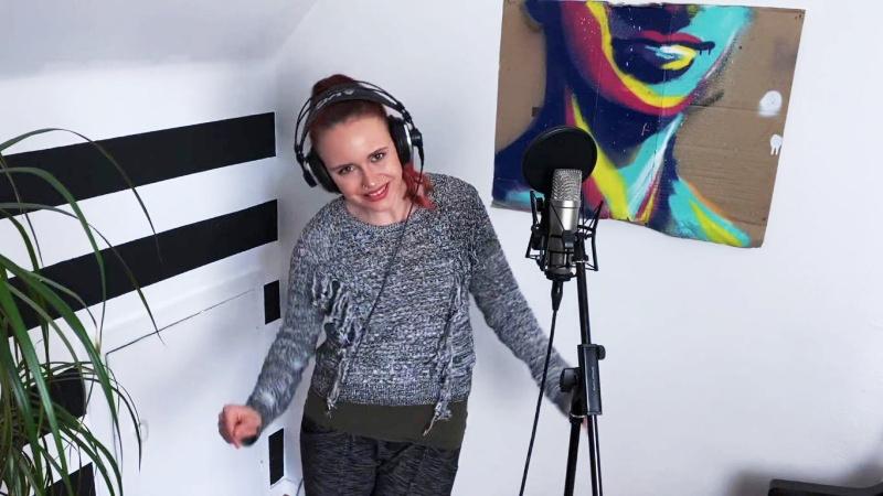Soundskills Gesangslehrerin Julia McCallion