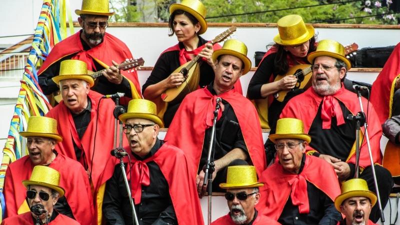 Singen im Chor stärkt die Gemeinschaft.