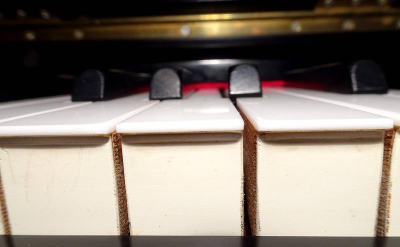 Warum Klavier spielen lernen?