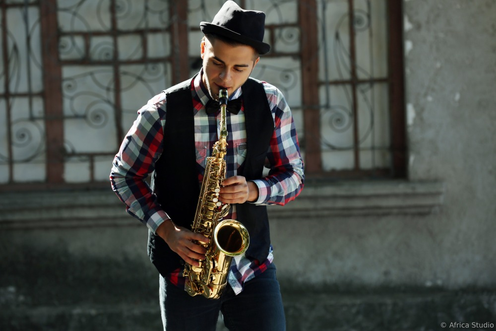 Saxophon lernen als Erwachsener