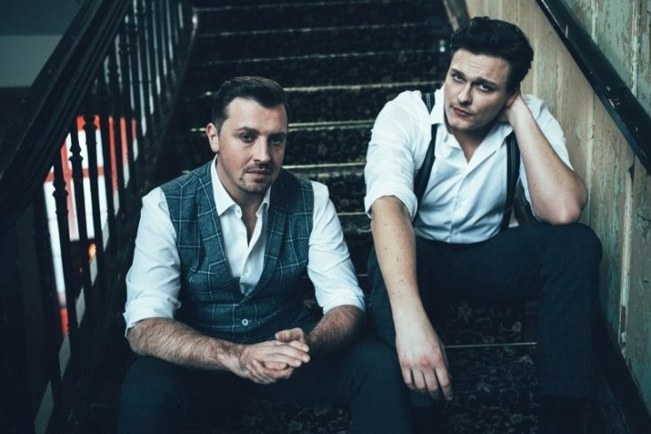 Die Band Goldmeister aus Hamburg im Interview: Chris Dunker und Phil Ohleyer