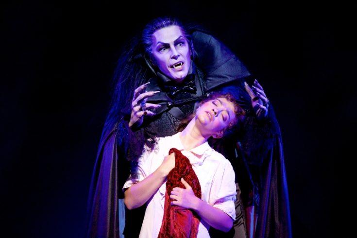 Erfahrungsbericht Musical Tanz der Vampire: Graf von Krolock und Sarah