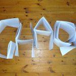 Notenblätter zusammenkleben ohne Chaos.