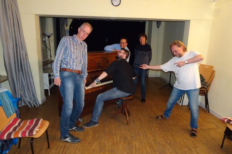 Ausgelassene Stimmung beim Piano Club Hamburg
