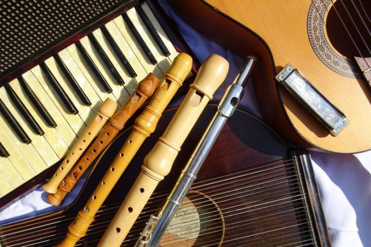 Zusammen mit anderen musizieren bringt neue Erfahrungen.
